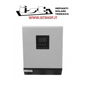 Inverter Solare Fotovoltaico IST10 1KW 12V con Regolatore di Carica 40A MPPT
