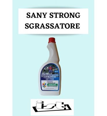 SANY STRONG SGRASSATORE IGIENIZZANTE