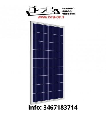 Pannello fotovoltaico da 150W policristallino 12v