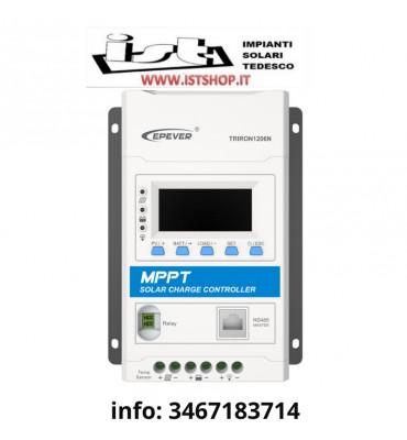 Regolatore di carica MPPT 30A 12 24V