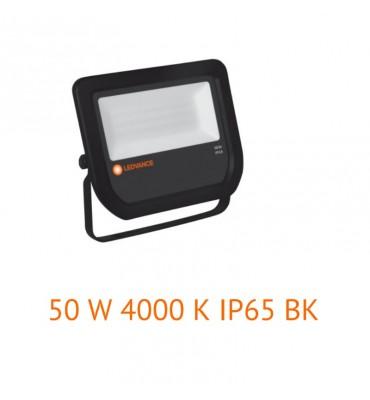 Faro led 50w  50W/4000K BK 100DEG IP65