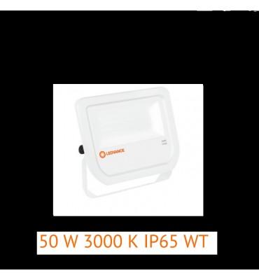 Faro led 50w  50W/3000K BK 100DEG IP65