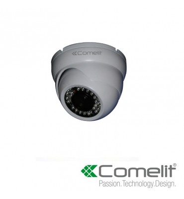 TELECAMERA AHD MINIDOME FULL-HD 3.6MM IR 20M IP66
